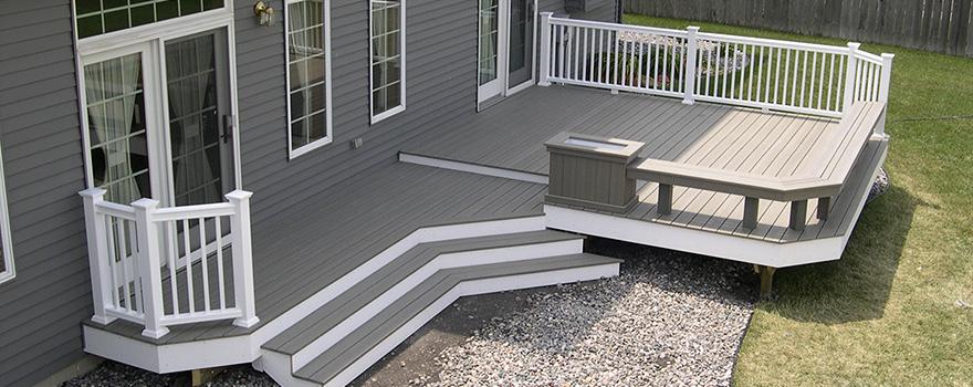 Maintenance Free Decks Porches Deck Builders Inc