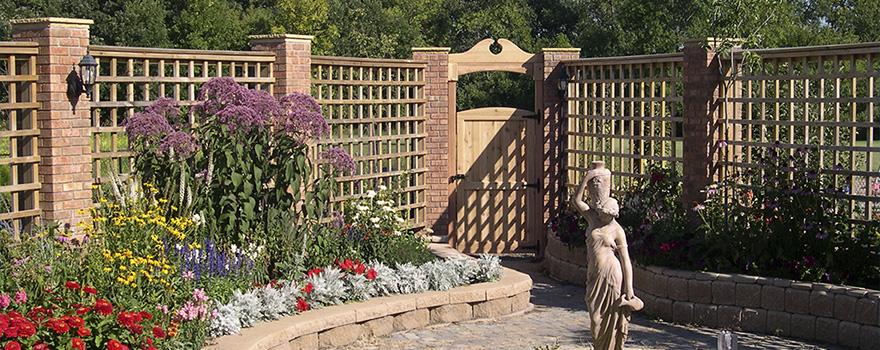 Garden Gates U0026 Privacy Fencing